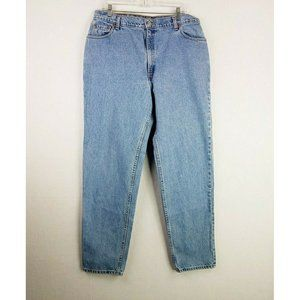 Levi's 505 Straight Womens Size 18 Stretch Fit